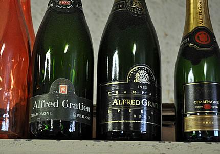 Das handwerkliche Champagnerhaus Alfred Gratien