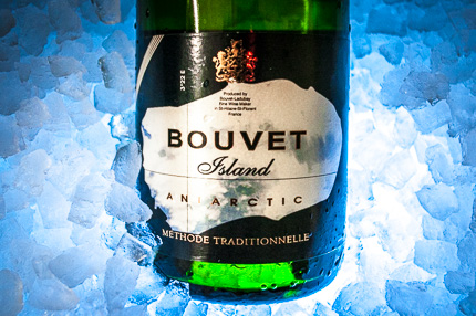 Bouvet Ladubay präsentiert Antarktic Island Demi-Sec