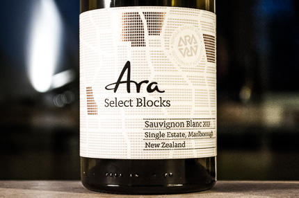 International Sauvignon Blanc Day Ara Select Blocks