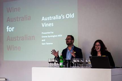 australien old vines