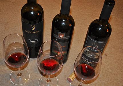 Toskana: Wein aus Maremma