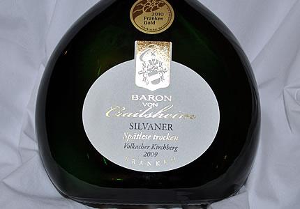 Baron von Crailsheim / Fränkisches Weinkontor Silvaner Spätlese