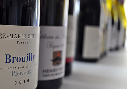 10 Cru des Beaujolais -Brouilly bis Saint-Amour