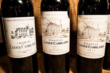 Chateau Latour Camblanes: Die Jahrgänge 2010, 2011 und 2012
