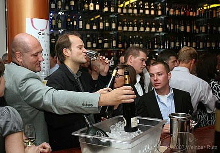 Weinbar Rutz Großes Kino