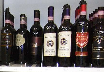 Brunello di Montalcino Jahrgang 2005