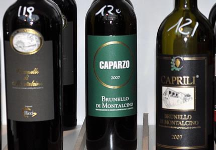 Brunello 2007 von Carparzo