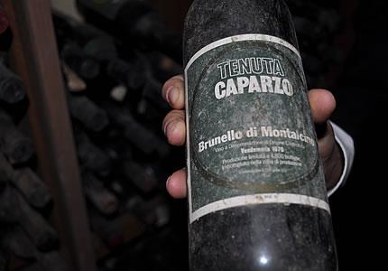 Brunello di Montalcino: Zu Besuch bei Caparzo