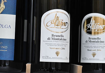 Altesino Brunello 2006