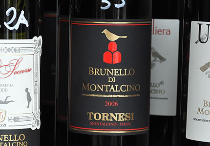Tornesi Brunello 2006