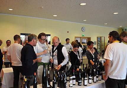 VinoCamp 2011 Campus Geisenheim