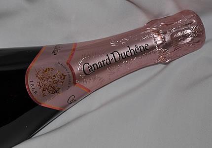 Champagner Canard-Duchene Brut Rose