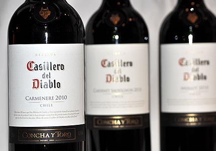 In drei Teufels Namen: Die Rotweine von Casillero del Diablo
