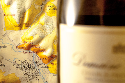 French Wine Producer of the Year 2014 Laroche Chablis