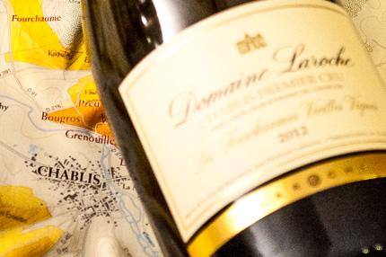 Laroche Chablis Premier Cru Les Fourchaumes Vieilles Vignes