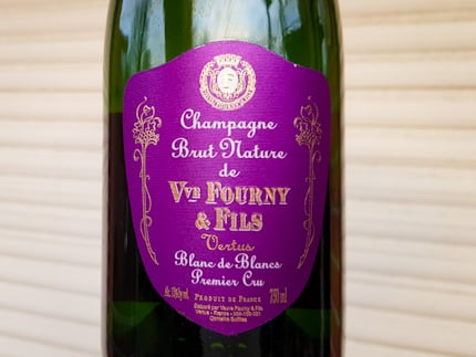 Champagne Vve. Fourny & Fils Blanc de Blancs Premier Cru Brut Nature