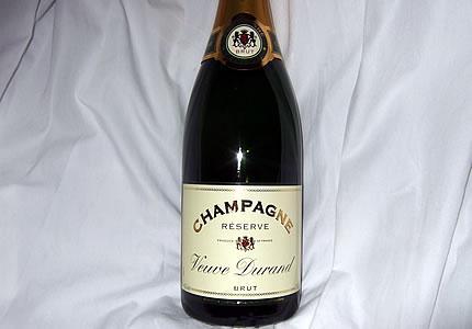 Champagner von Aldi