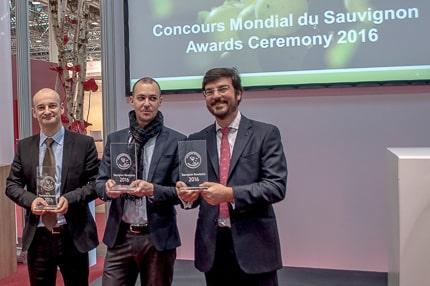 Concours Mondial du Sauvignon Blanc