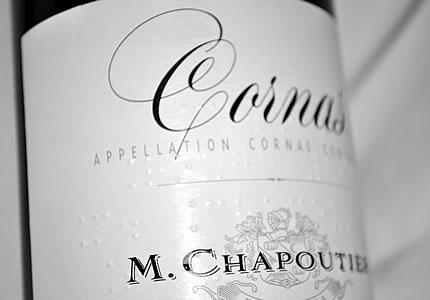 M. Chapoutier Cornas 1999