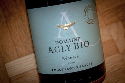 domaine agly bio