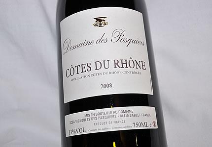 Domaine des Pasquiers - Cotes du Rhone