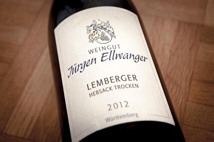 Lemberger Württemberg Weingut Jürgen Ellwanger