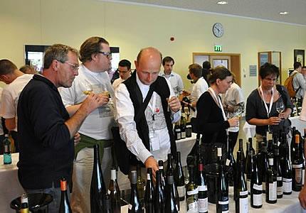 Exotenverkostung auf dem VinoCamp 2012