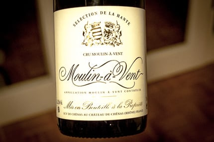 gamay moulin a vent