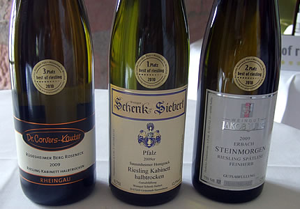 best of riesling die Gewinner