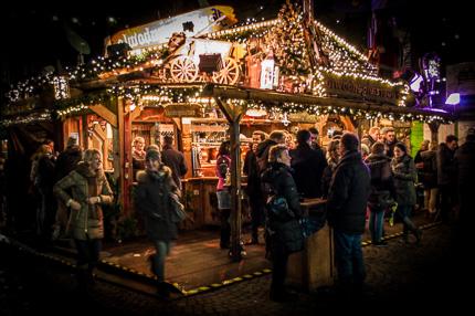 Weinrallye #93 = Glühwein und Weihnachtsmarkt-Rallye