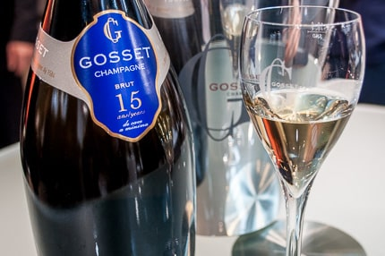 gosset blue label
