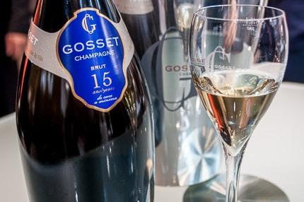 gosset blue label