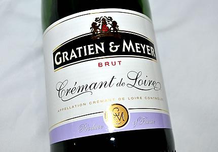 Cremant de Loire Gratien & Meyer Brut
