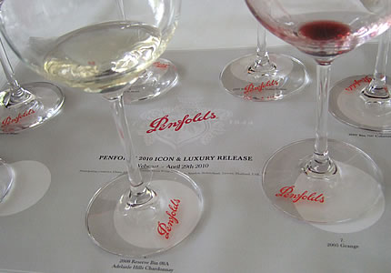 Penfolds Luxury & Icon 2010