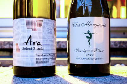 International Sauvignon Blanc Day: Ara Select Blocks Clos Marguerite