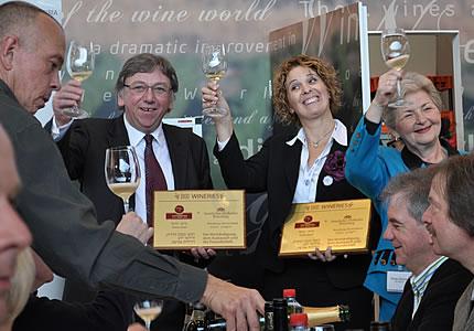 Twin-Wineries in Israel und Deutschland