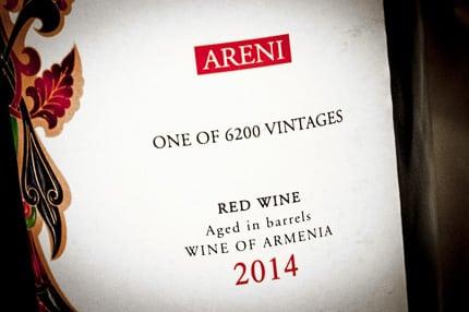 jahre weinbau armenien