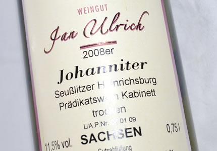 Jan Ulrich Seußlitzer Heinrichsburg Johanniter