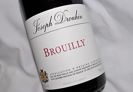 Joseph Drouhin Beaujolais Brouilly 2009