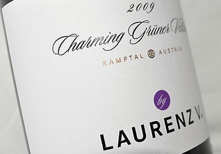 Laurenz V. Charming Grüner Veltliner