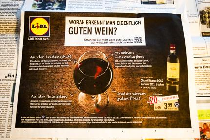Woran erkennt man eigentlich guten Wein? Lidl lohnt sich (oder auch nicht)