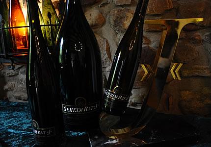 Besuch im Weingut Wegeler mit Geheimrat J