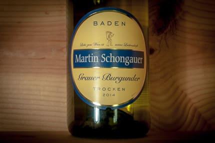 Martin Schongauer Grauer Burgunder