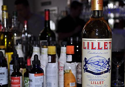Barkultur: Mixen mit Lillet blanc