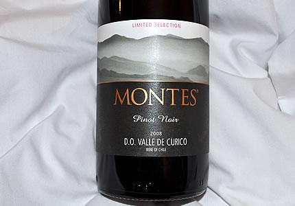 Montes: Pinot Noir aus Chile