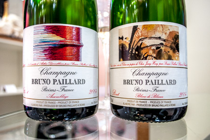 Champagner Verkostung Bruno Paillard
