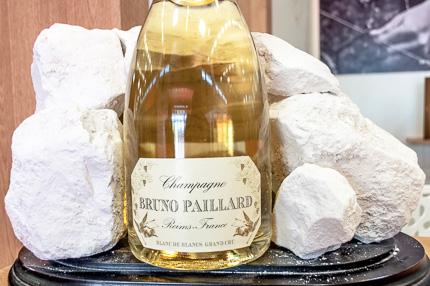 Champagner-Verkostungen: Gosset, Bruno Paillard und Boizel mit Joyau de France