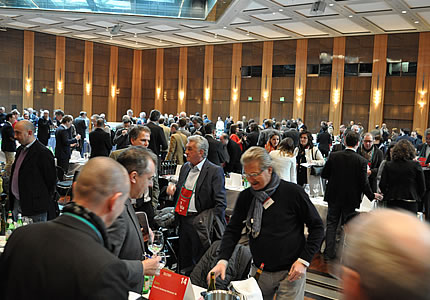ProWein 2013 Messesplitter
