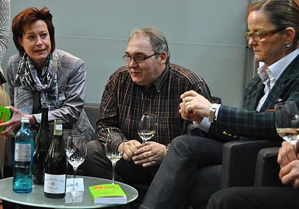 ProWein: Treffen mit Weinbloggern
