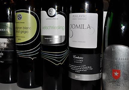 Exotenprobe auf dem VinoCamp - Eine Weinreise in 60 Minuten um die Erde